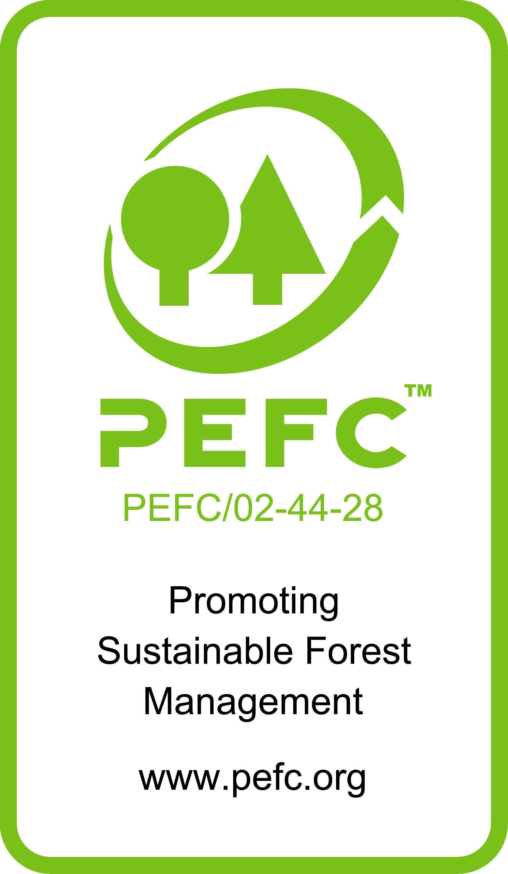 PEFC logo Suominen